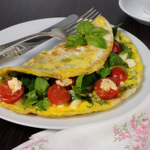 Simply Sexy Omelet