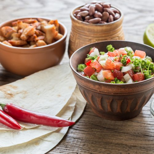 Beefy Burrito Bowl