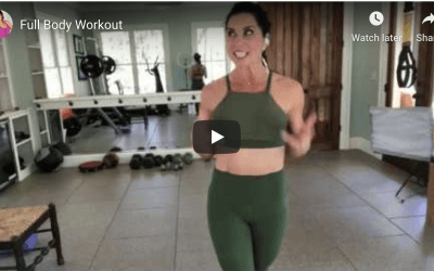 Full Body HIIT (4-Day Reset)